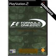 Formula One 2001 Limited Edition Pack - PS2 (Seminovo)