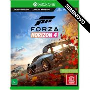 Forza Horizon 4 - Xbox One (Seminovo)
