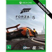 Forza Motorsport 5 - Xbox One (Seminovo)