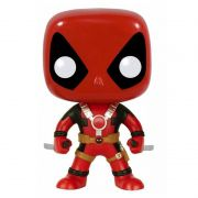 Funko Pop Deadpool com espadas #111