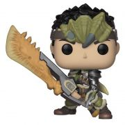 Funko Pop Hunter (Monster Hunter) #296