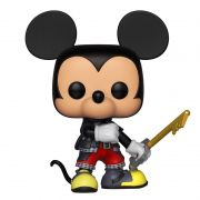 Funko Pop Mickey Mouse com chave (Kingdom Hearts III) #489