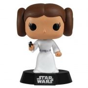 Funko Pop Princesa Leia (Star Wars) #04