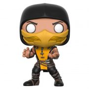Funko Pop Scorpion (Mortal Kombat X) #250