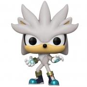 Funko Pop Silver (Sonic The Hedgehog) 633