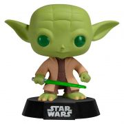 Funko Pop Yoda (Star Wars) #02