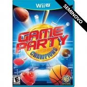 Game Party Champions - Wii U (Seminovo)