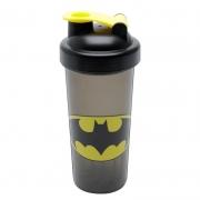 Garrafa Shake Plástico Batman Logo