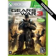 Gears of War 3 - Xbox 360 (Seminovo)