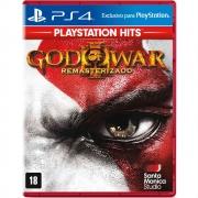 God of War 3 Remasterizado - PS4