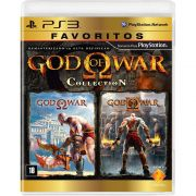 God of War Collection (Coleção Favoritos) - PS3