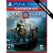 God of War - PS4 (Seminovo)