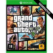Grand Theft Auto V - Xbox One (Seminovo)