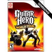 Guitar Hero World Tour - Wii (Seminovo)