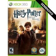 Harry Potter e as Relíquias da Morte Parte 2 - Xbox 360 (Seminovo)