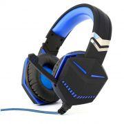 Headset Gamer Azul Feir
