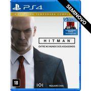 Hitman A Primeira Temporada Completa - PS4 (Seminovo)