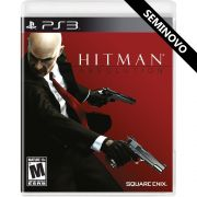 Hitman Absolution - PS3 (Seminovo)