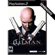 Hitman Contracts - PS2 (Seminovo)