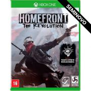 Homefront The Revolution - Xbox One (Seminovo)