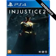 Injustice 2 - PS4 (Seminovo)