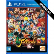 J-Stars Victory Vs+ - PS4 (Seminovo)