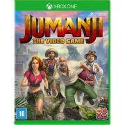 Jumanji The Video Game - Xbox One