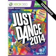 Just Dance 2014 - Xbox 360 (Seminovo)
