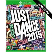Just Dance 2015 - Xbox One (Seminovo)