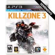Killzone 3 - PS3 (Seminovo)
