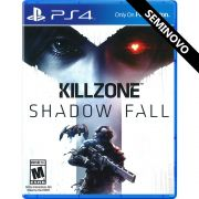 Killzone Shadow Fall - PS4 (Seminovo)