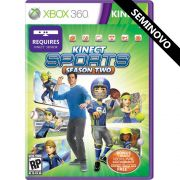 Kinect Sports Season Two - Xbox 360 (Seminovo)