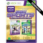 Kinect Sports Ultimate Collection - Xbox 360 (Seminovo)