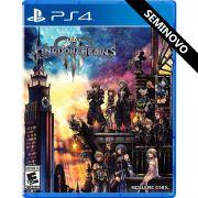 Kingdom Hearts 3 - PS4 (Seminovo)