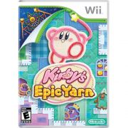 Kirbys Epic Yarn - Wii