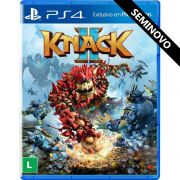 Knack 2 - PS4 (Seminovo)