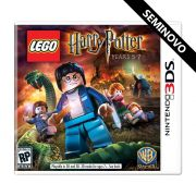 LEGO Harry Potter Years 5-7 - 3DS (Seminovo)