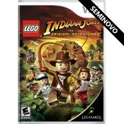 LEGO Indiana Jones: The Original Adventures - Wii (Seminovo)