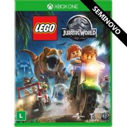 LEGO Jurassic World - Xbox One (Seminovo)