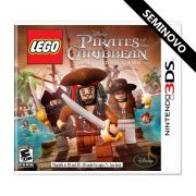 LEGO Pirates of the Caribbean The Video Game - 3DS (Seminovo)