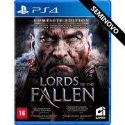 Lords of the Fallen Complete Edition - PS4 (Seminovo)