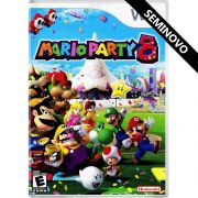 Mario Party 8 - Wii (Seminovo)