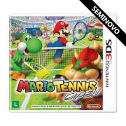 Mario Tennis Open - 3DS (Seminovo)