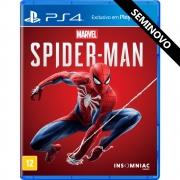 Marvels Spider-Man - PS4 (Seminovo)
