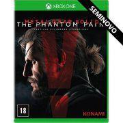 Metal Gear Solid V The Phantom Pain - Xbox One (Seminovo)