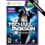 Michael Jackson The Experience - Xbox 360 (Seminovo)