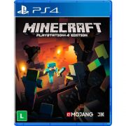 Minecraft Playstation 4 Edition - PS4
