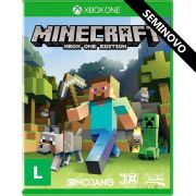 Minecraft Xbox One Edition - Xbox One (Seminovo)