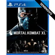 Mortal Kombat XL - PS4 (Seminovo)