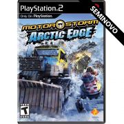 Motorstorm Arctic Edge - PS2 (Seminovo)